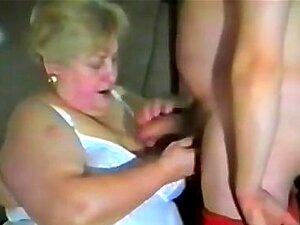 Granny dicke Shocking rape
