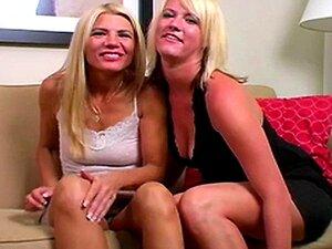 Töchter nackt mit mutter Sex mit